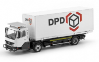 IMC KAMAG Wiesel White with DPD Container